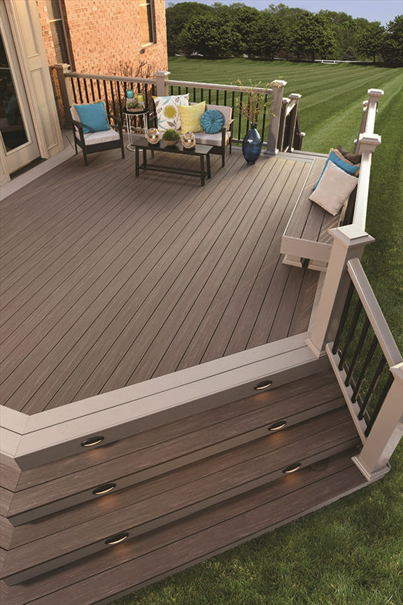 Decking Materials in Harrisburg, PA