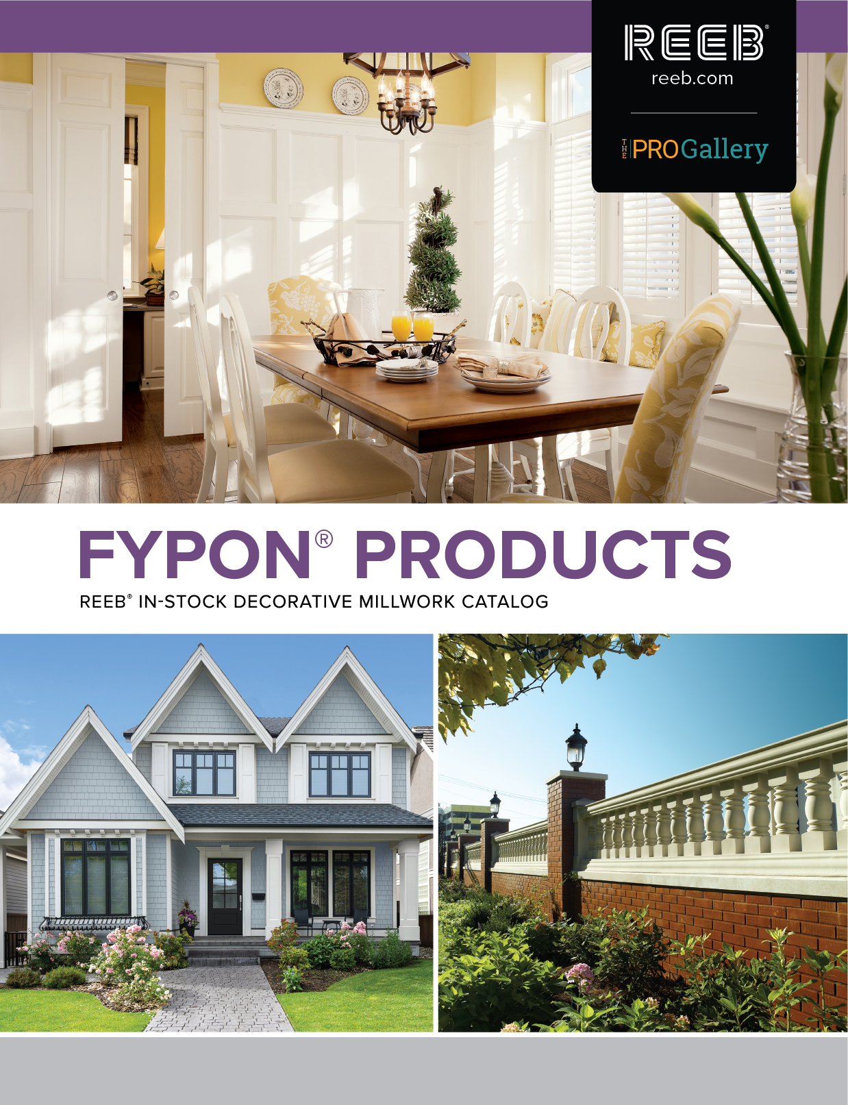 Fypon Decorative Millwork