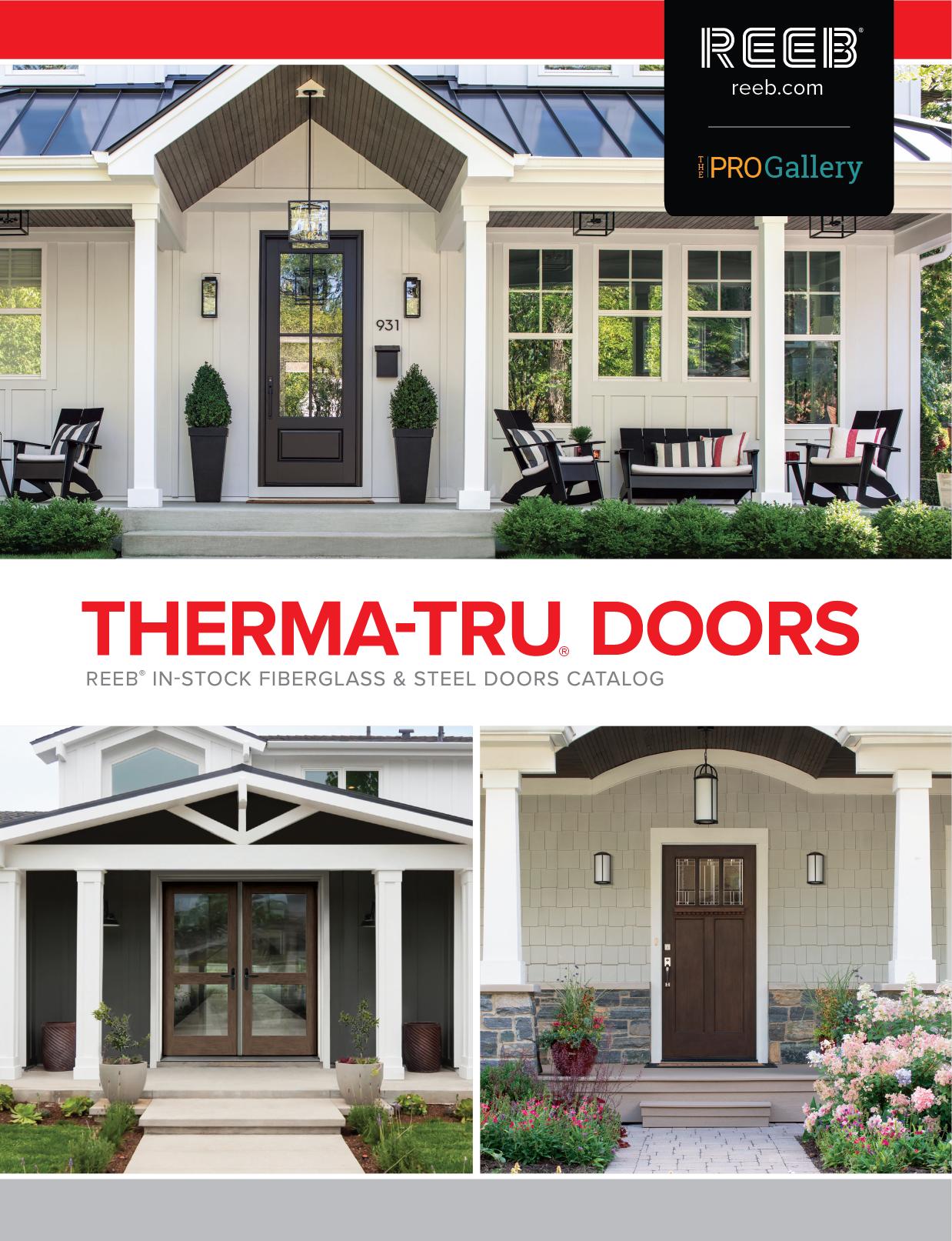 ThermaTru Door Catalog